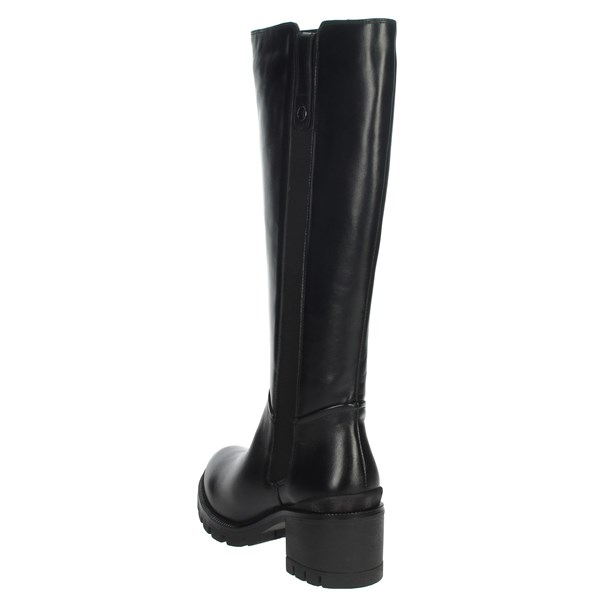 Riposella Shoes Boots Black 00H