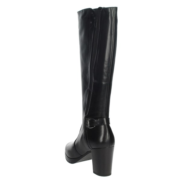 Riposella Shoes Boots Black 00C
