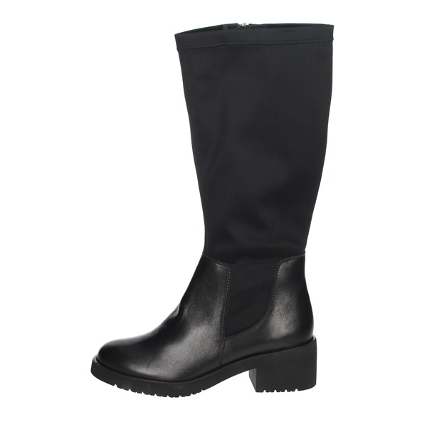 Riposella Shoes Boots Black 00I