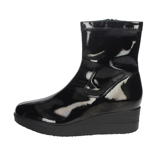 Agile By Rucoline  Shoes Ankle Boots Black 2621-20