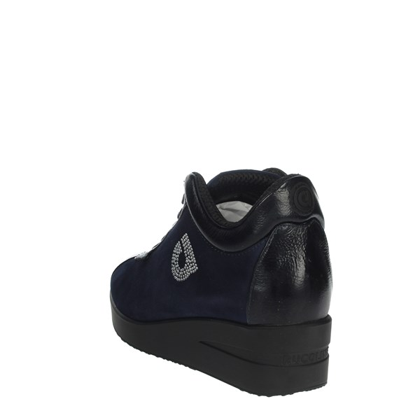 Agile By Rucoline  Shoes Sneakers Blue 226-20