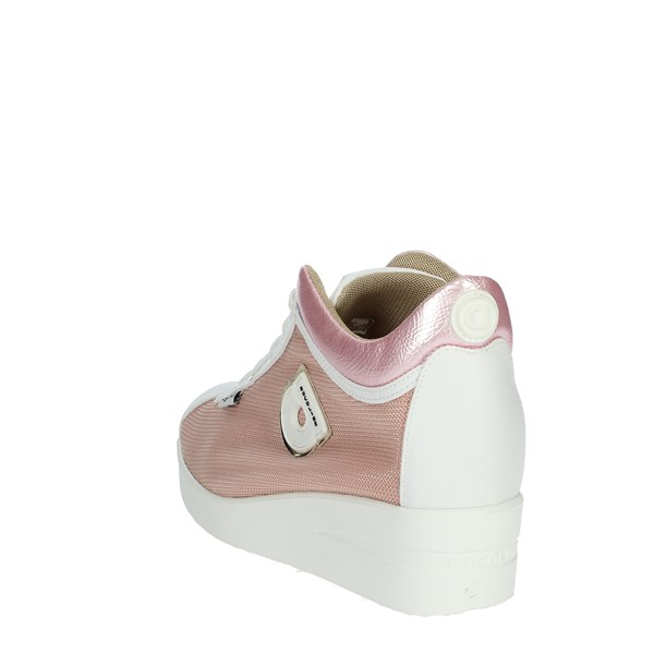 Agile By Rucoline  Shoes Sneakers White/Pink 226-20