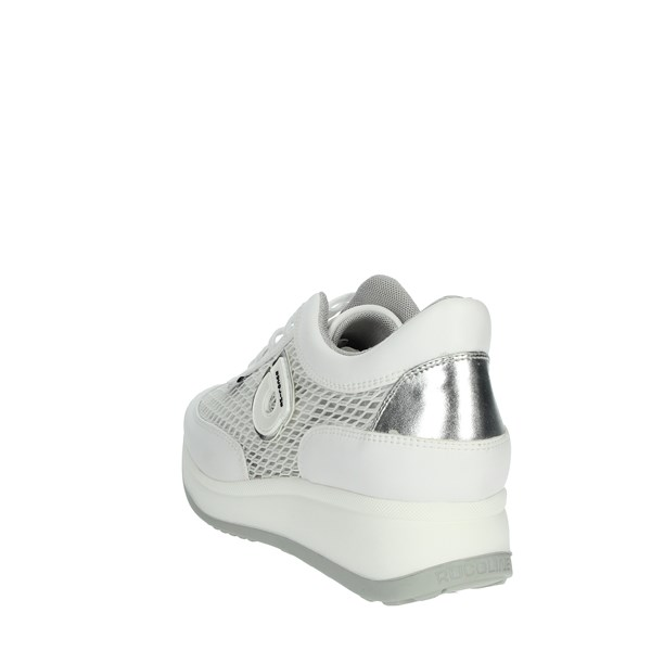 Agile By Rucoline  Shoes Sneakers White 1304-20