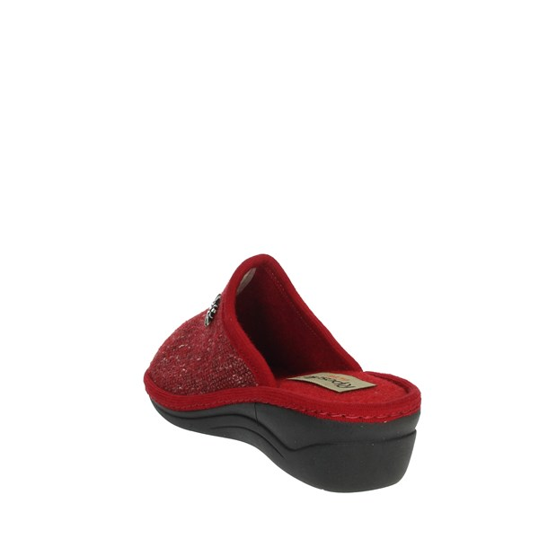 Riposella Shoes Clogs Red P-397