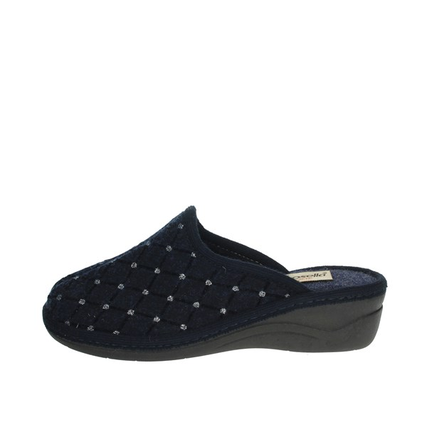 Riposella Shoes Clogs Blue P-398