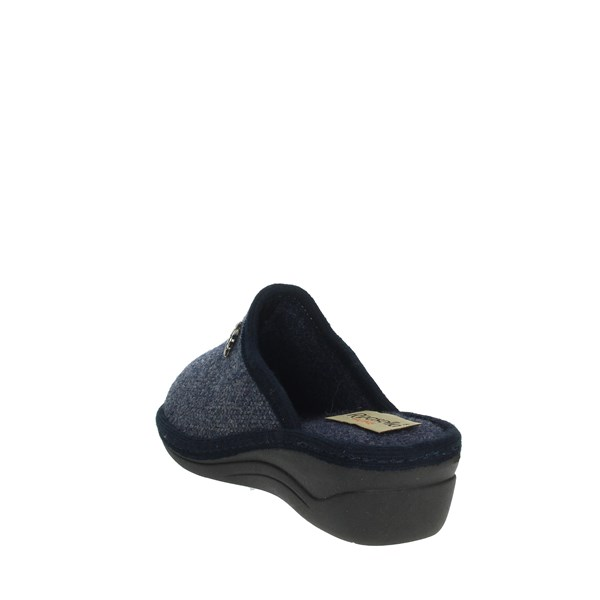 Riposella Shoes Clogs Blue P-413