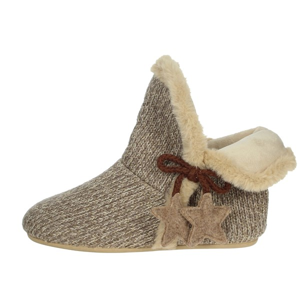 Riposella Shoes Clogs Beige P-193