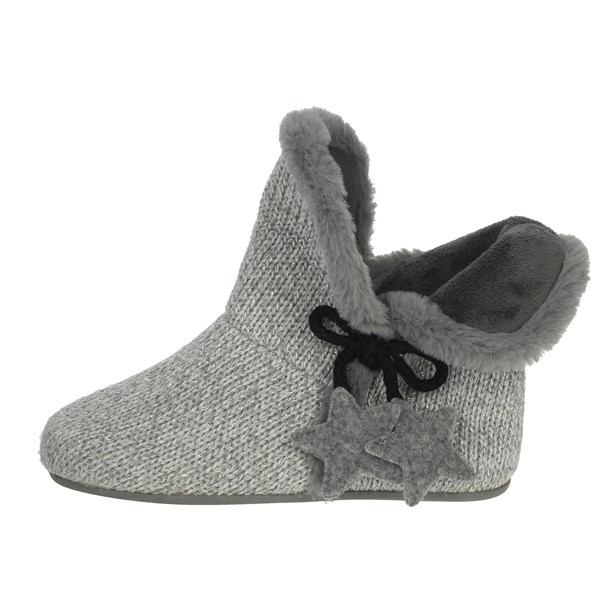 Riposella Shoes Clogs Grey P-192