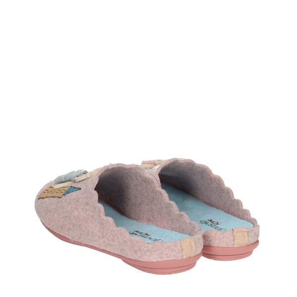 Riposella Shoes Clogs Rose P-373