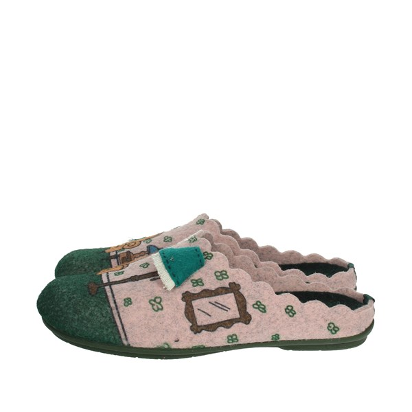 Riposella Shoes Clogs Rose P-371