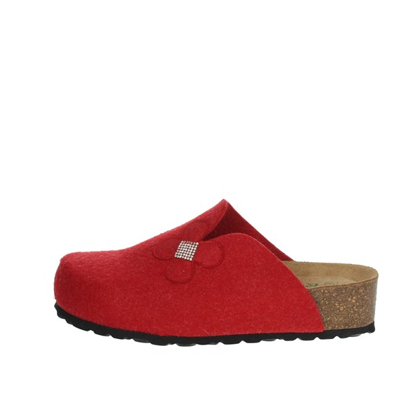 Riposella Shoes Clogs Red P-399