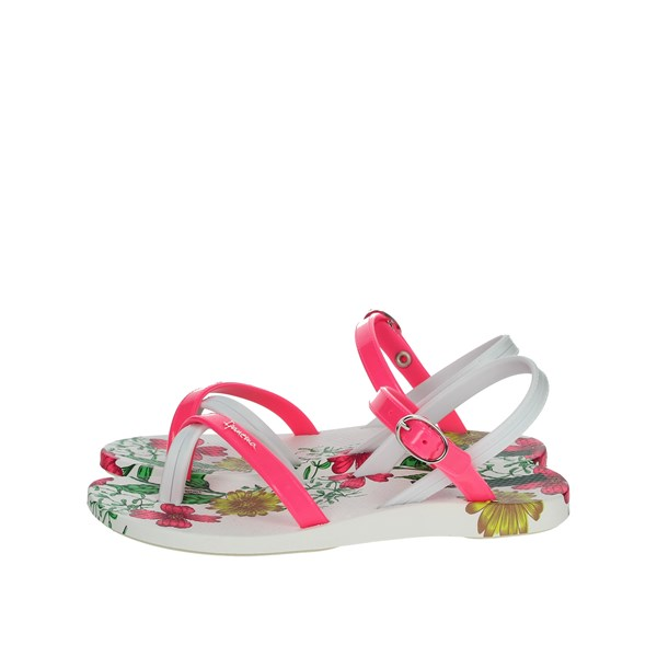 Ipanema Shoes Sandal White/Pink 82767