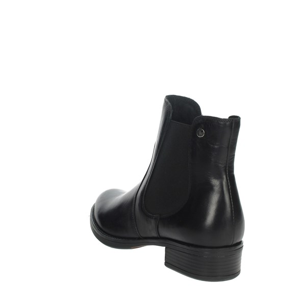 Riposella Shoes Ankle Boots Black IC-202