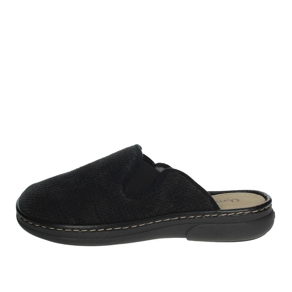 Uomodue Shoes Clogs Black MICRO PUNTATO-31