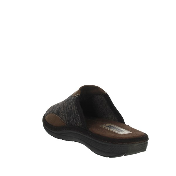 Uomodue Shoes Clogs Brown BASIC JEANS-52