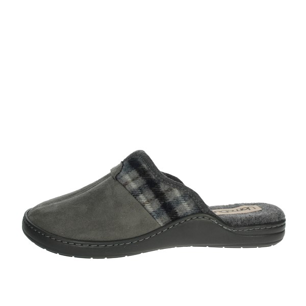 Uomodue Shoes Clogs Brown PANNO  SCOZZESE-65