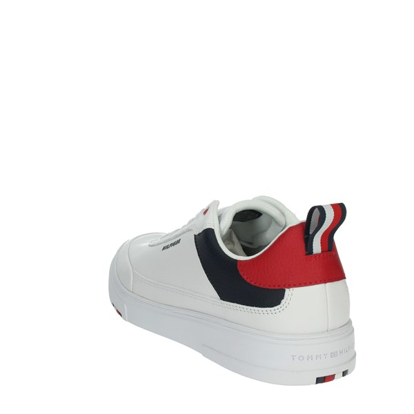 Tommy Hilfiger Shoes Sneakers White FM0FM03427