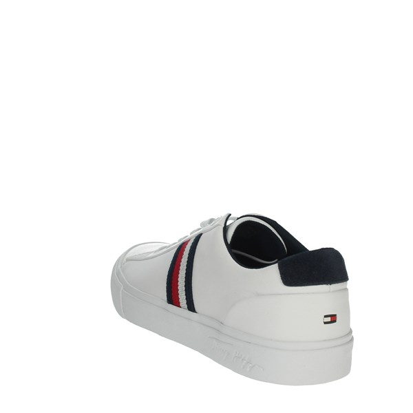 Tommy Hilfiger Shoes Sneakers White FM0FM03397