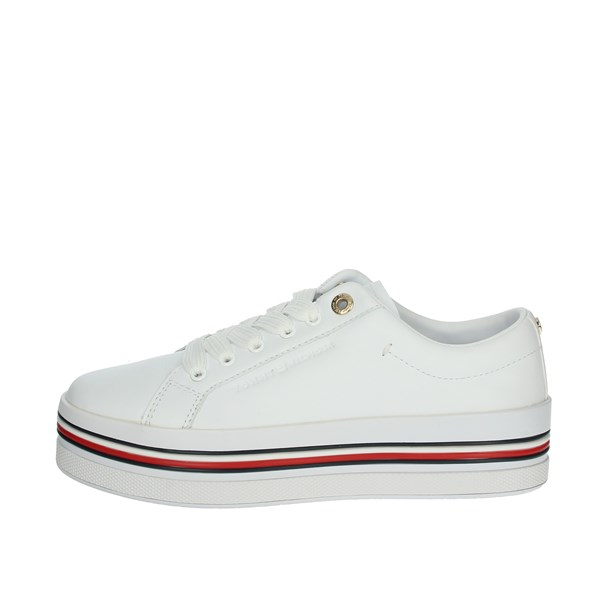 Tommy Hilfiger Shoes Sneakers White FW0FW0553