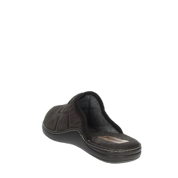 Uomodue Shoes Clogs Brown MICRO CUCITO-84