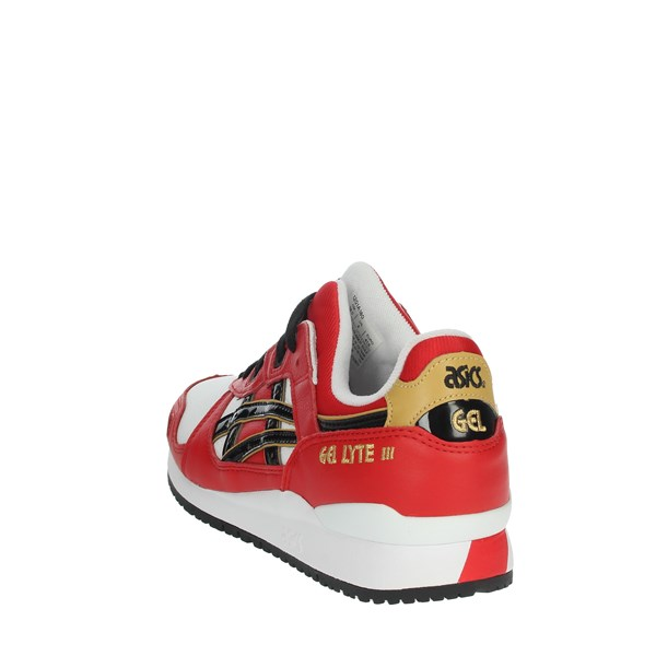 Asics Shoes Sneakers White/Red 1201A180