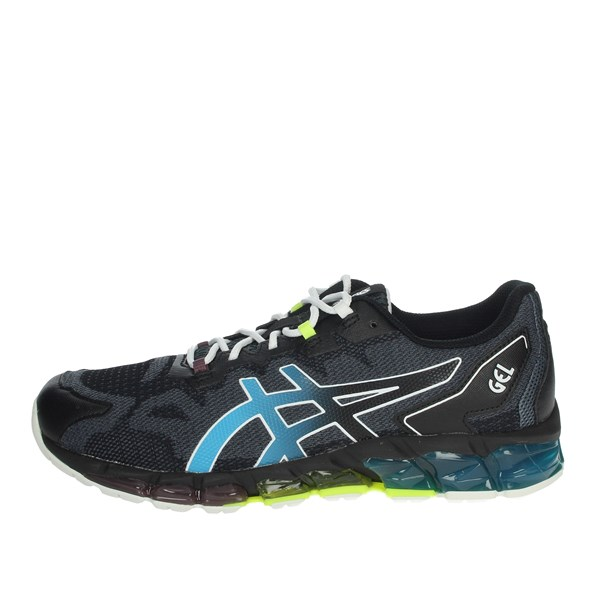 Asics Shoes Sneakers Black 1201A062