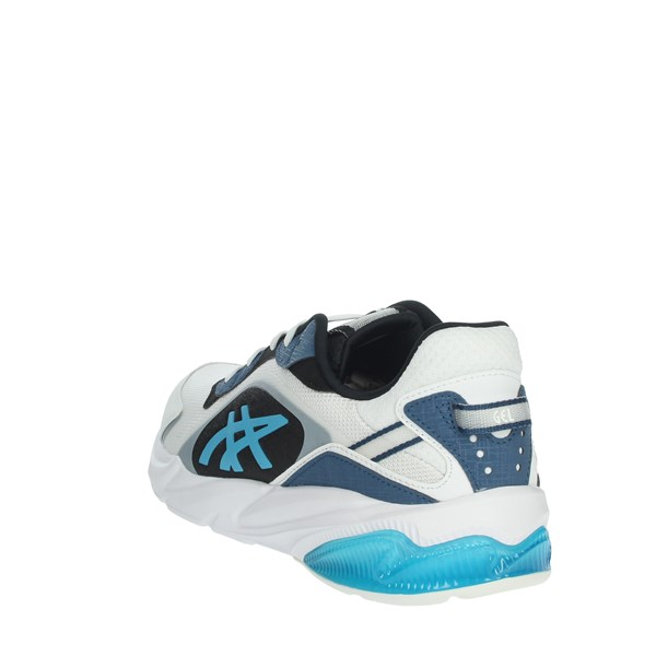 Asics Shoes Sneakers White/Blue 1201A143