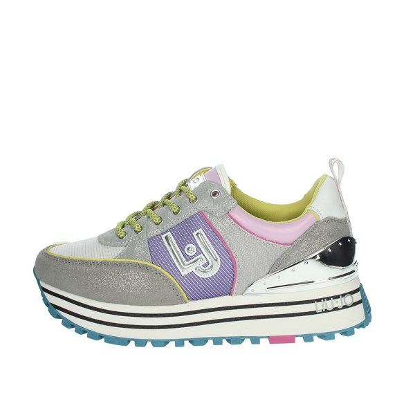 Liu-jo Shoes Sneakers Lilac MAXI WONDER