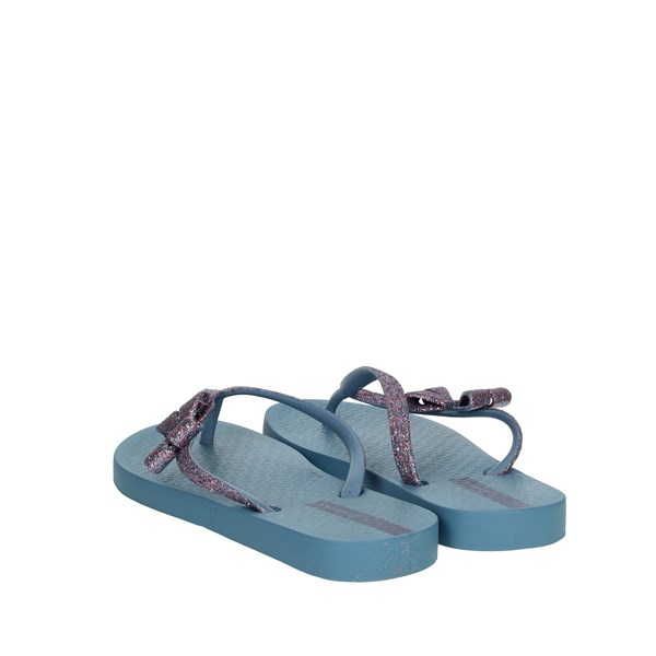 Ipanema Shoes Flip Flops Blue 81946