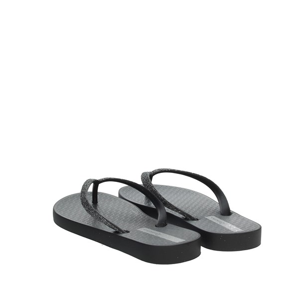 Ipanema Shoes Flip Flops Black 81946