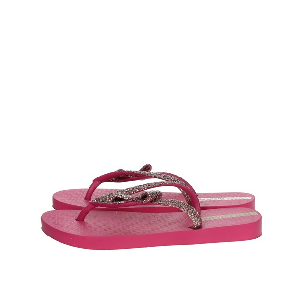 Ipanema Shoes Flip Flops Fuchsia 81946