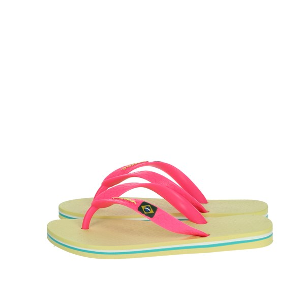 Ipanema Shoes Flip Flops Fuchsia 80416