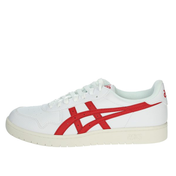 Asics Shoes Sneakers White/Red 1191A212