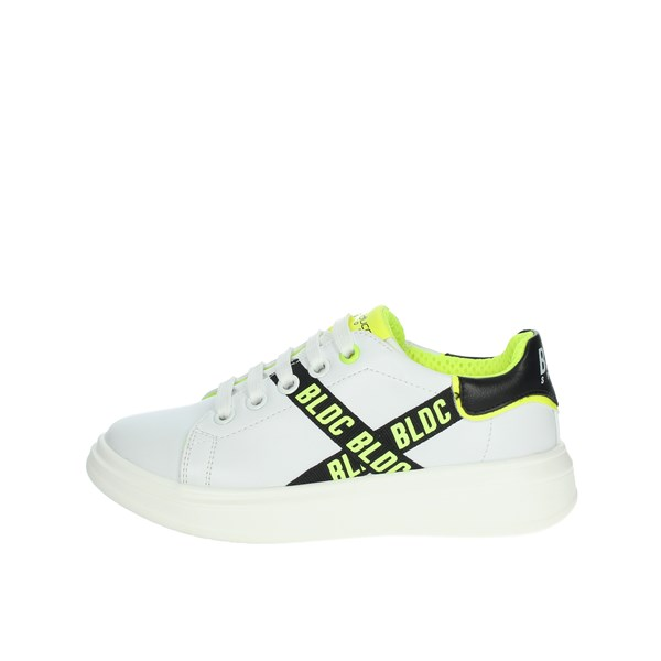Balducci Shoes Sneakers White/Black BS2201