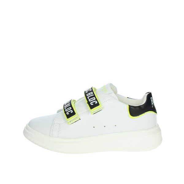 Balducci Shoes Sneakers White/Black BS2202
