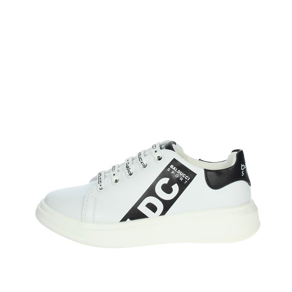 Balducci Shoes Sneakers White/Black BS2200