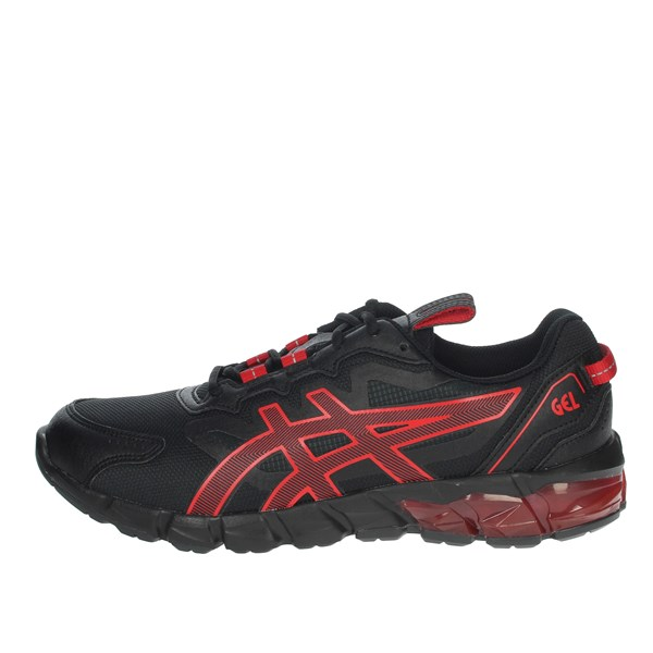 Asics Shoes Sneakers Black/Red 1201A064