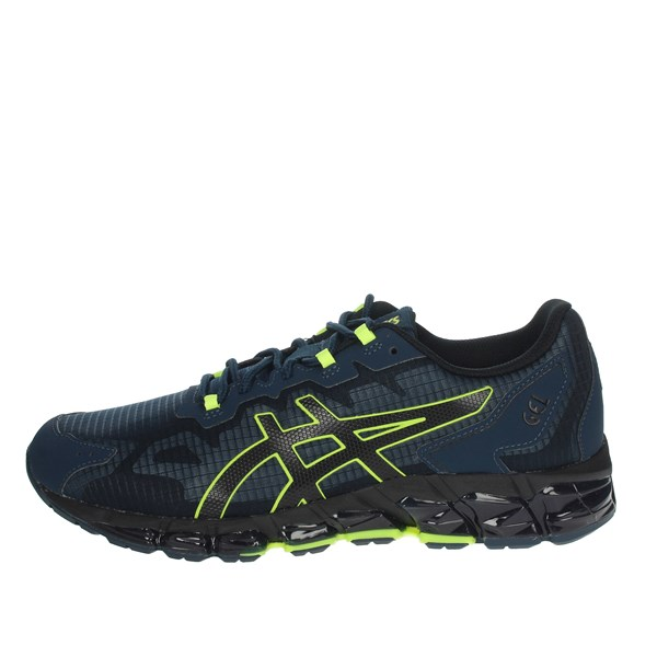 Asics Shoes Sneakers Blue/Black 1201A113