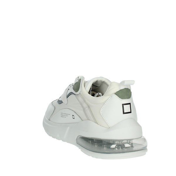 D.a.t.e. Shoes Sneakers White AURA