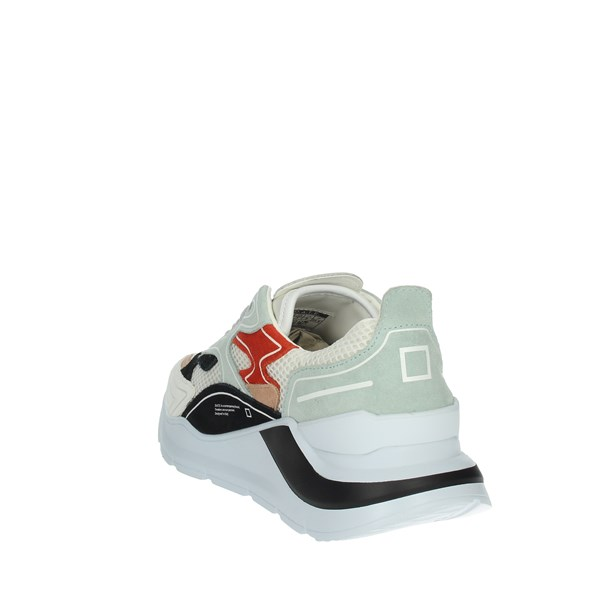 D.a.t.e. Shoes Sneakers White/Black FUGA HF