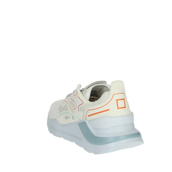 D.a.t.e. Shoes Sneakers White FUGA HF