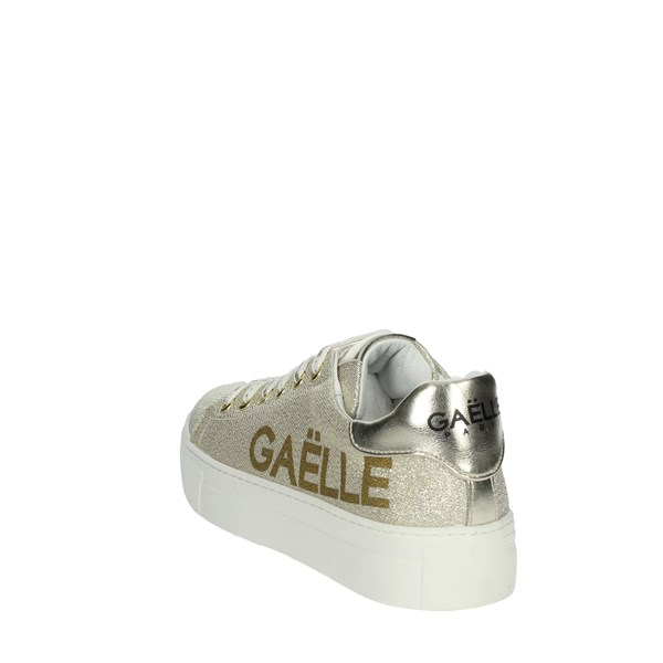 Gaelle Paris Shoes Sneakers Platinum  G-600