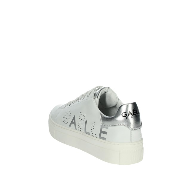 Gaelle Paris Shoes Sneakers White G-601