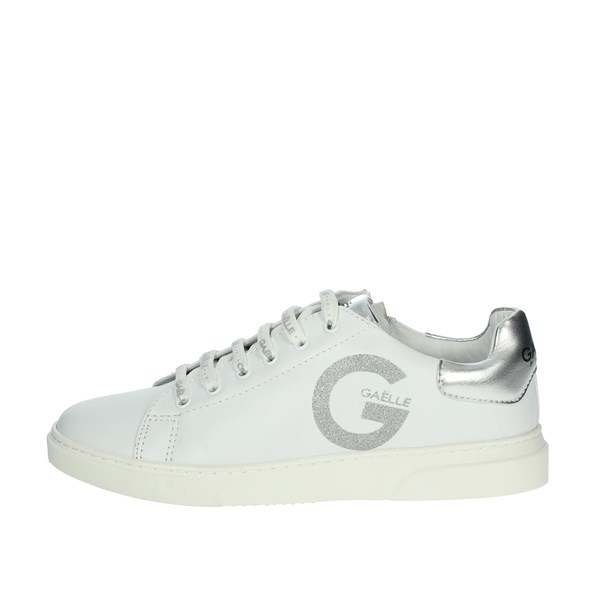 Gaelle Paris Shoes Sneakers White G-621