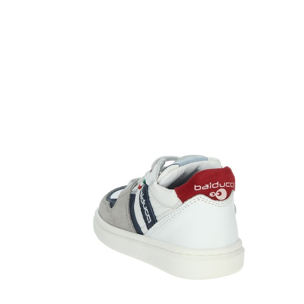 Balducci Shoes Sneakers White/Blue MSP3602G