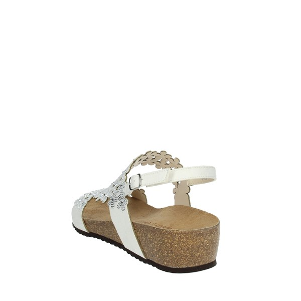 Grünland Shoes Sandal White SB1593-70