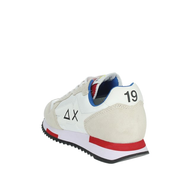 Sun68 Shoes Sneakers White Z31118