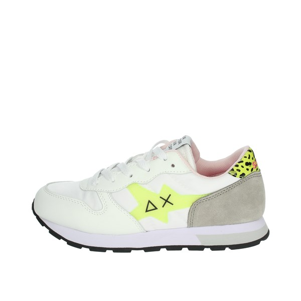 Sun68 Shoes Sneakers White Z31409