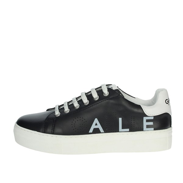 Gaelle Paris Shoes Sneakers Black G-601