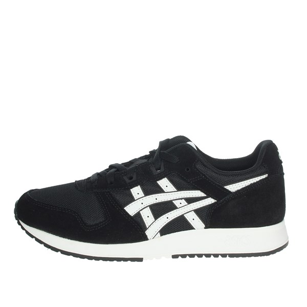 Asics Shoes Sneakers Black/White 1191A297